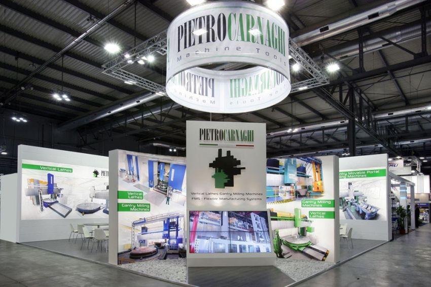 BIMU Exhibitions PIETRO CARNAGHI News Machine tools | Vertical ...